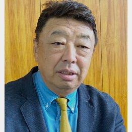 イトク食品の小倉一洋社長(提供写真)