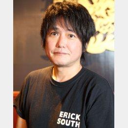 「エリックサウスマサラダイナー神宮前」の稲田俊輔さん(C)日刊ゲンダイ