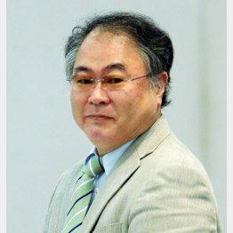 高橋洋一嘉悦大学教授・内閣官房参与(C)日刊ゲンダイ