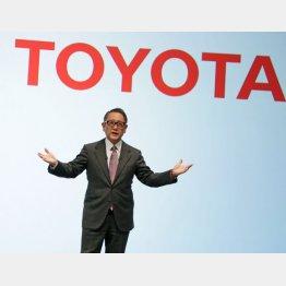 トヨタは来年1月から一律定昇を廃止(C)日刊ゲンダイ