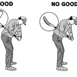 フェースが閉じてさえいれば振り遅れてもボールはつかまる