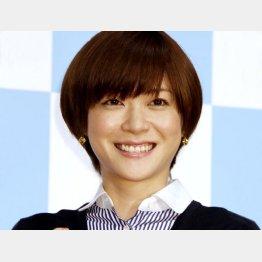 「監察医 朝顔」主演の上野樹里(C)日刊ゲンダイ