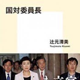 「国対委員長」辻元清美著/集英社新書