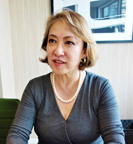ハーバーツ代表の高橋美都子さん(C)日刊ゲンダイ
