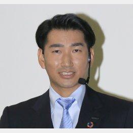 セガサミーHD代表取締役社長グループCOOの里見治紀氏(C)日刊ゲンダイ