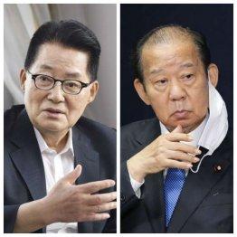 韓国情報院長と自民・二階幹事長「老人パワー」会談の意図