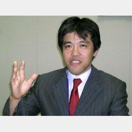 「しばらくは低迷」という第一生命経済研究所の熊野英生氏(C)日刊ゲンダイ