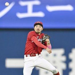 """初の二塁手守備率10割 広島菊池""""幻に終わった""""遊撃転向案"""