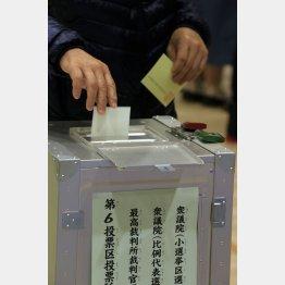 また冬の選挙か(C)日刊ゲンダイ