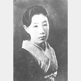 1936年5月18日、埼玉県入間郡坂戸町の田中かよこと、阿部定(当時31歳)が、東京荒川区の待合「まさき」で愛人の石田吉蔵を殺害。2日後に逮捕されたが、殺害後局所を切断するという猟奇性から、この阿部定事件は広く世を騒がせた(C)共同通信社