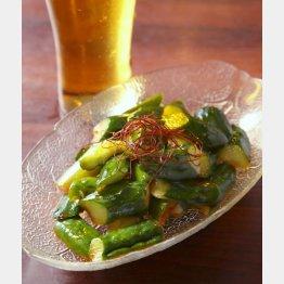 合う酒=ビール、紹興酒(C)日刊ゲンダイ