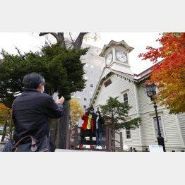 北海道は7割近くが反対…/(C)共同通信社