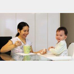 出生率世界最低だったシンガポールでは昨2019年、出生率が上昇した(C)共同通信社