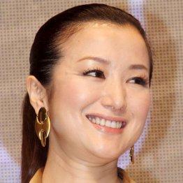 鈴木京香「熟女コメディエンヌ」の妙!年齢と見た目が逆転