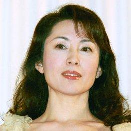 恋多き松坂慶子と無名のミュージシャンの結婚に父は大反対