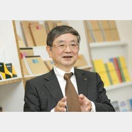 マルマンの井口栄一社長(C)日刊ゲンダイ