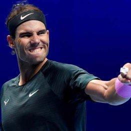 ATPファイナル ナダルがチチパス下し5年ぶり準決勝進出へ