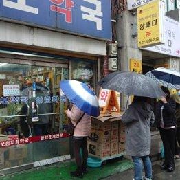 冬の韓国は氷点下 日本より緯度が高くても感染者数は抑制