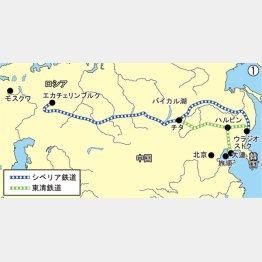 地図①(C)日刊ゲンダイ