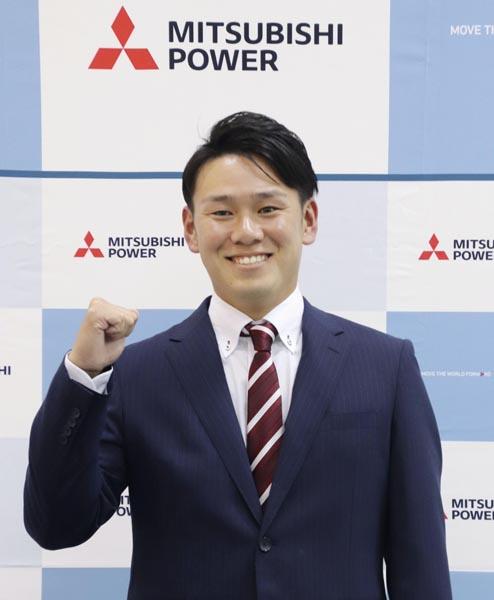子どもの頃から父・康之さんともども巨人ファンだった伊藤優輔投手(C)共同通信社