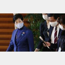 菅首相との会談はたった10分で終了…(C)共同通信社
