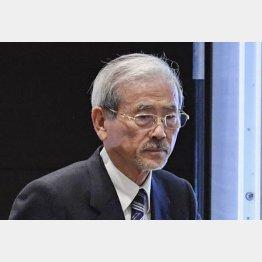 ヤマダHDの山田昇会長(C)共同通信社