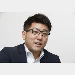 「ENPASS」代表の川岸一超氏(C)日刊ゲンダイ