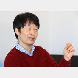 ALiNKインターネットCEOの池田洋人さん(C)日刊ゲンダイ