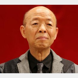 「アローン会」名誉会長の意外な一面(C)日刊ゲンダイ
