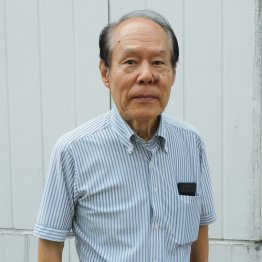 中村達也さん(仮名)<1>今も月~金で働く 生涯現役が目標