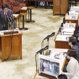 安倍氏の発言に納得 嘘が許されるなら国会自体意味がない