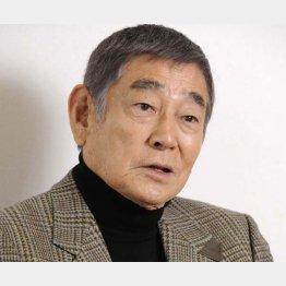 俳優の高倉健氏(C)共同通信社