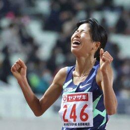 新谷圧巻の女子1万m日本新 五輪メダルへ「猛暑」が追い風