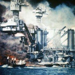 真珠湾攻撃の真の狙いは?そして狂った米国排除のシナリオ