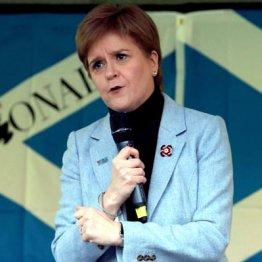 GoToで感染拡大に根拠 スコットランド首相「旅行が原因」