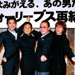 メリー喜多川氏はスキャンダルからタレントを守り抜いた