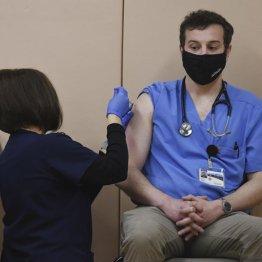 米国でも新型コロナワクチン接種後に深刻なアレルギー反応