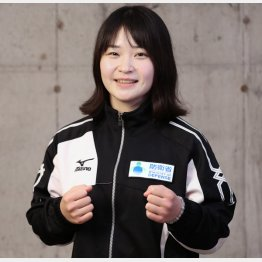 ボクシングの並木月海選手(C)日刊ゲンダイ