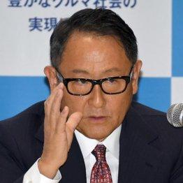 トヨタ社長 菅首相肝いりEV政策に反対「37兆円のコスト」