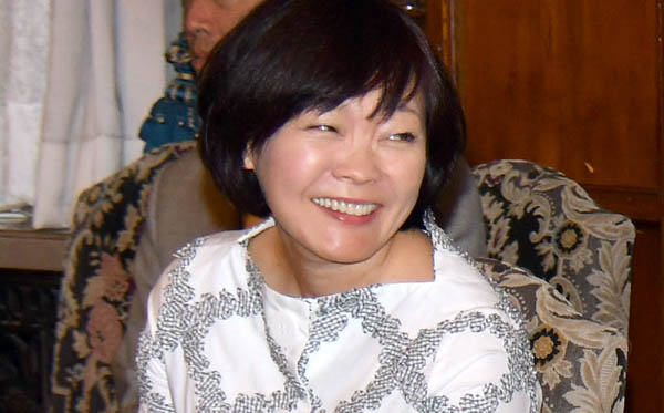 写真 昭恵 夫人
