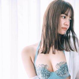 """堀北真希の妹 NANAMIの限界セクシー""""腕ブラ""""カットも披露"""