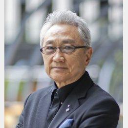 なかにし礼さん(2014年4月撮影)/(C)日刊ゲンダイ