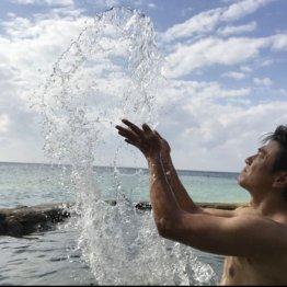 """""""裸俳優""""原田龍二が語る「激レア3秘湯」国内300湯から厳選"""