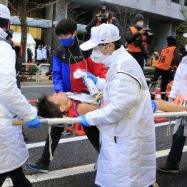箱根駅伝で沿道に繰り出して喝采するジジババの覚悟を見よ