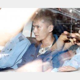 相模原市の障害者施設「津久井やまゆり園」で、入所者19人を殺害した植松聖被告(C)日刊ゲンダイ