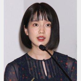 弘中綾香アナはオリコン「好きな女性アナランキング」連覇(C)日刊ゲンダイ