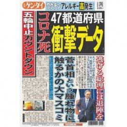 なぜ、こんな弱腰なのか 菅首相を追及できない大メディア