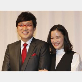 南海キャンディーズの山里亮太(C)日刊ゲンダイ
