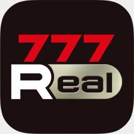 これが新時代アプリサービス「777Real」のアイコンだ(提供)サミーネットワークス