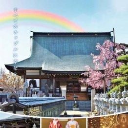 埼玉・川越の寺が同性婚に取り組んだワケ 気になる費用は